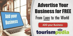 Add your Laos Tourism Business to Tourismpedia.com, the Worl's Open Tourism Database